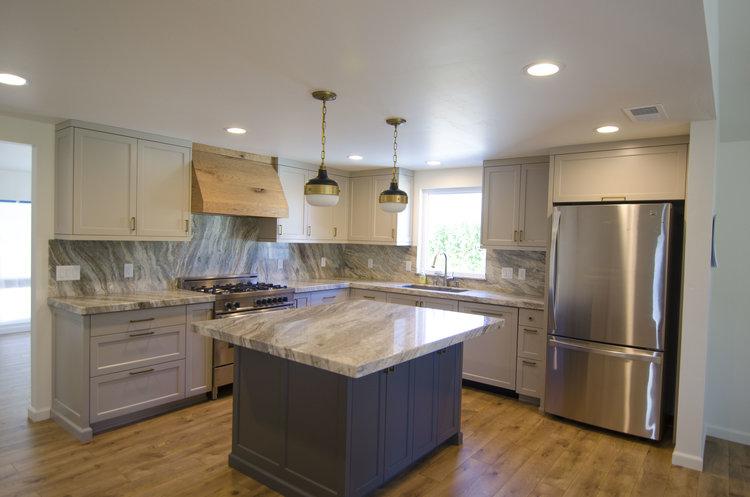 Custom Kitchen Cabinets Carpentry In Redding Ca Noah Martin Wood Design