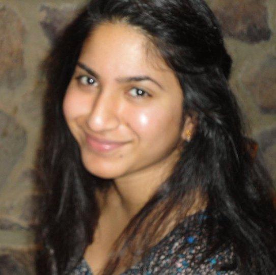 Maithri Vangala, FIMRC Social Media Coordinator