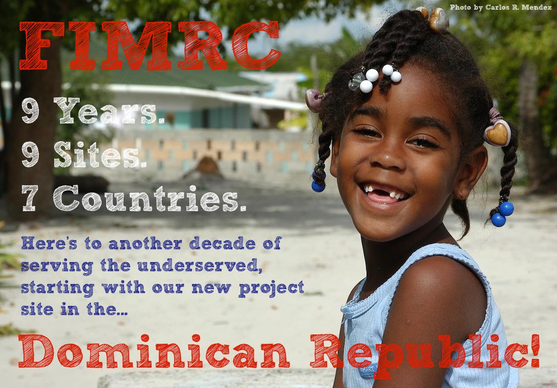 New Site - Dominican Republic!