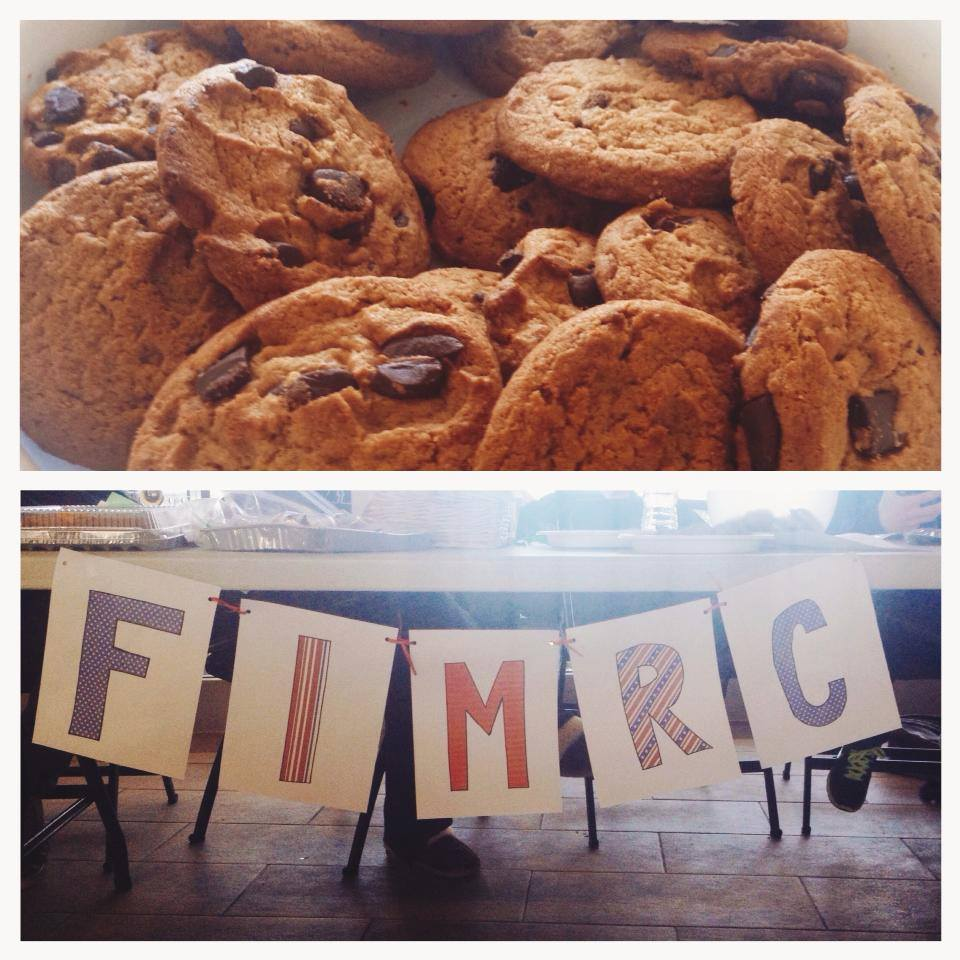 Roger Williams FIMRC Bake Sale