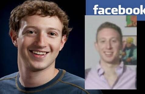 Matt's celebrity look alike