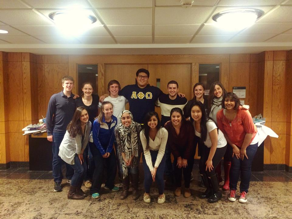 University of Michigan's Exec Board!