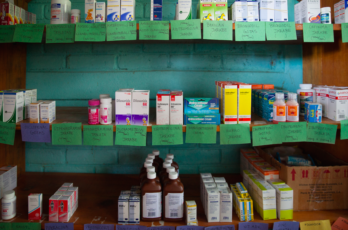 #GivingTuesday donations will ensure that our pharmacy remains stocked with essential medications and supplies.