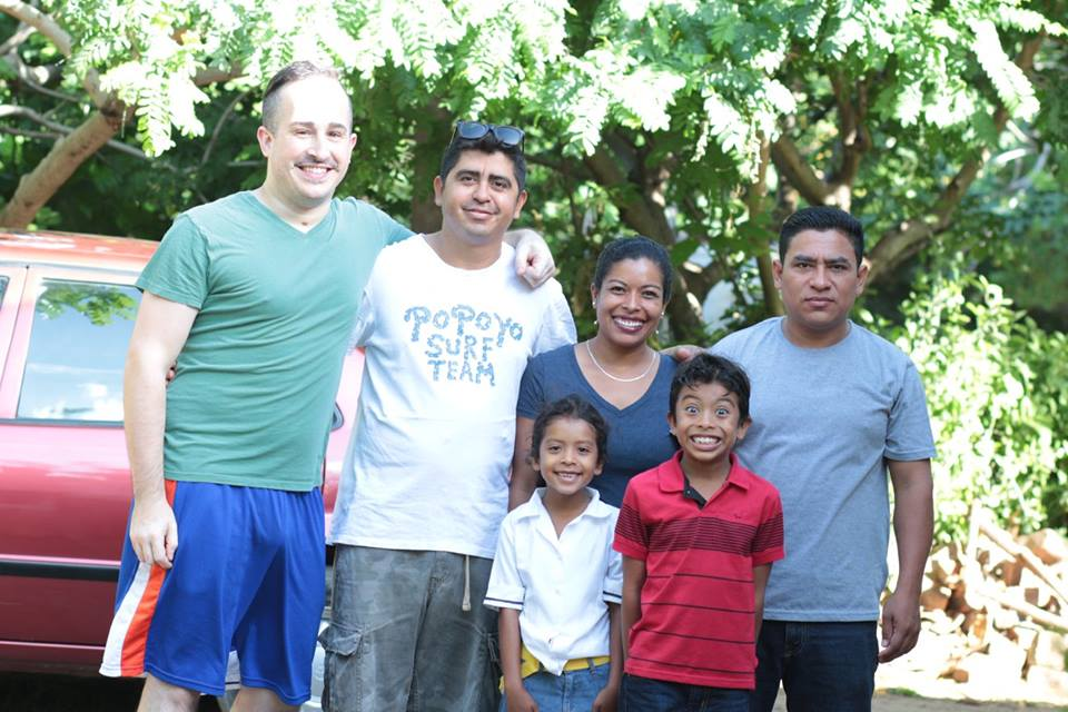 Oftentimes, our volunteers say that living with a local family was one of the best parts of their FIMRC experience!