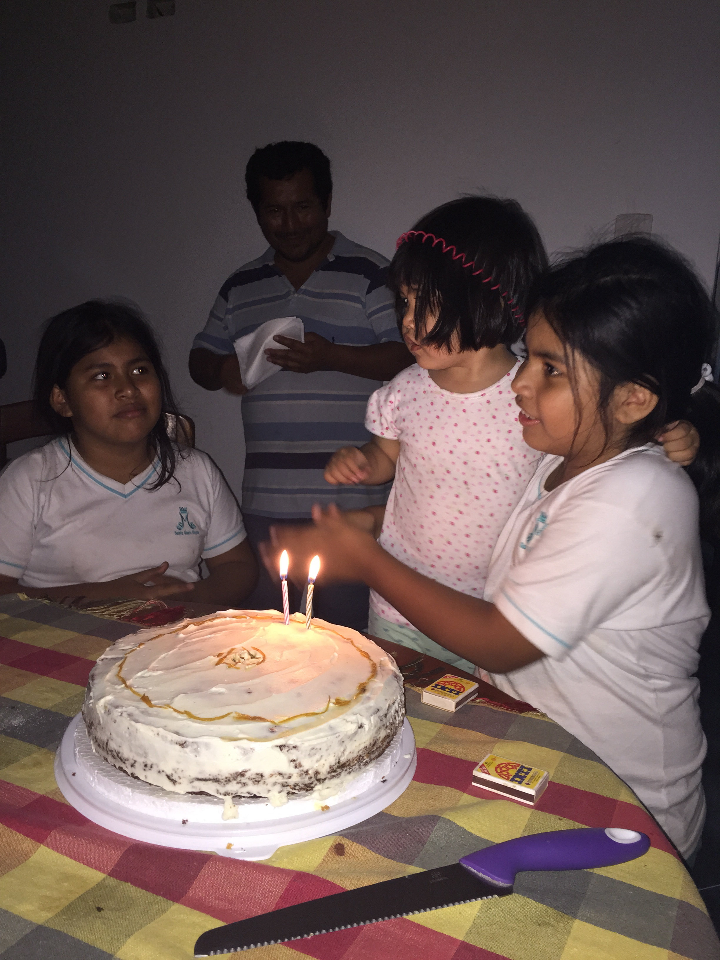 If you are lucky, you may even get to celebrate a birthday with your homestay family!