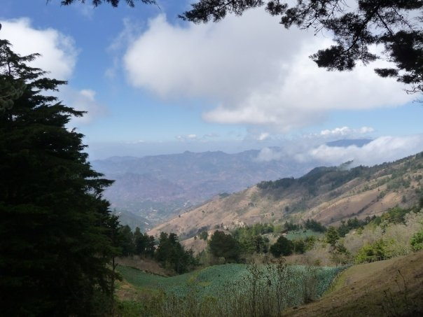 A beautiful view located by Project Las Delicias