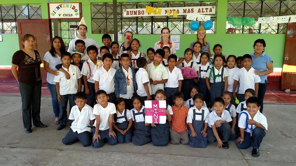 SIHF 2016 - Project La Merced, Peru