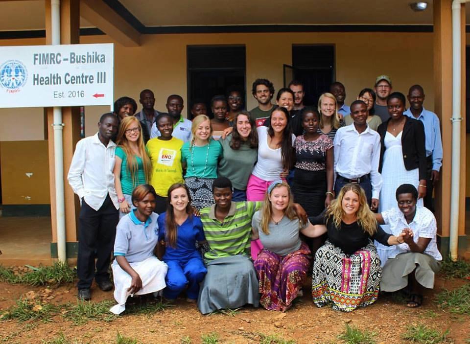 SIHF 2016 - Project Bududa, Uganda