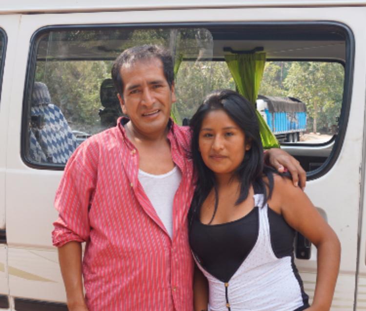 Raul & Cynthia, Transport Team