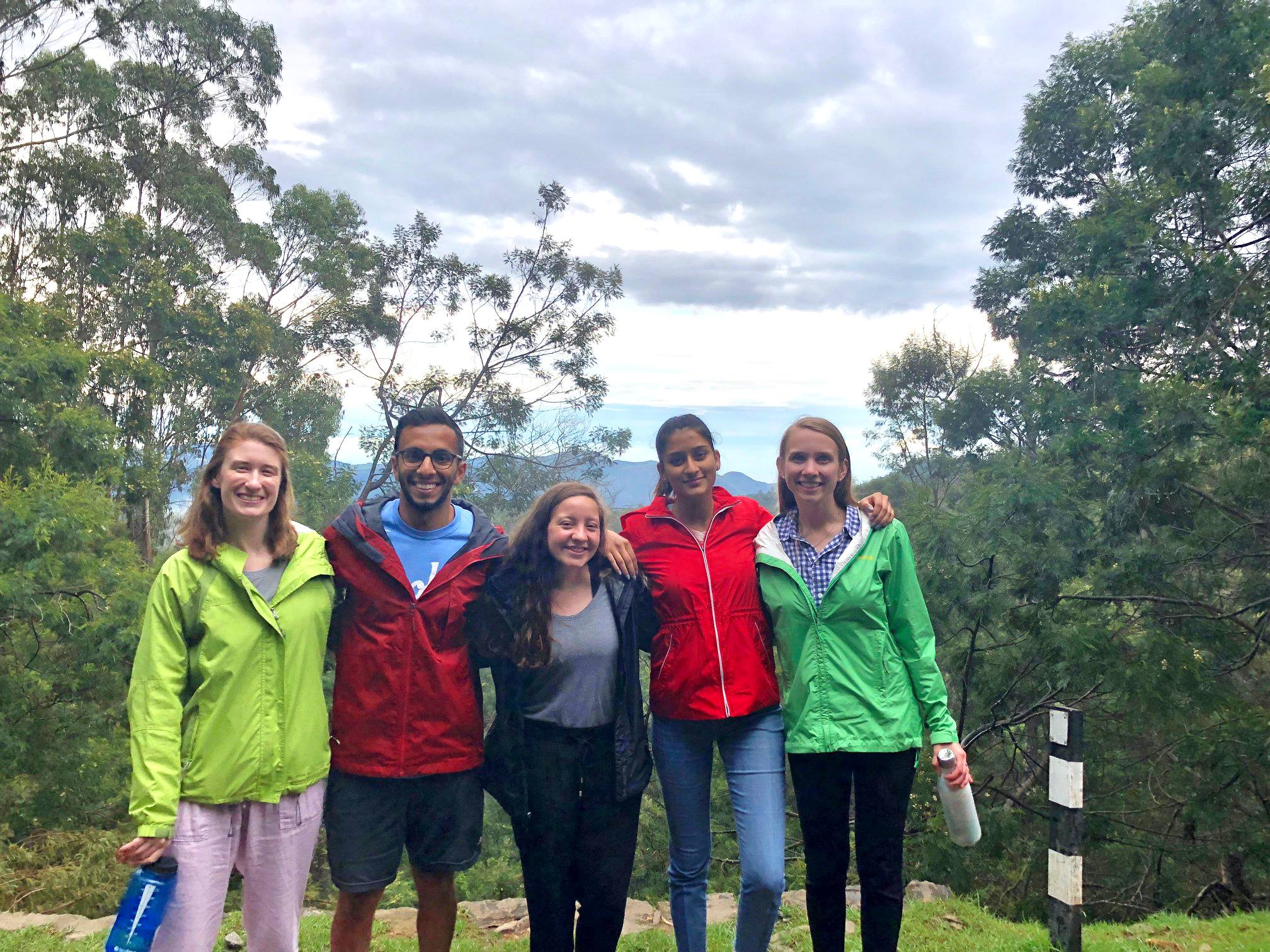 These SIHFers hit it off right when they met in Kodaikanal, India