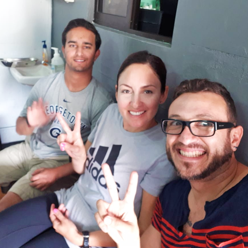 First week at Project Alajuelita, Costa Rica