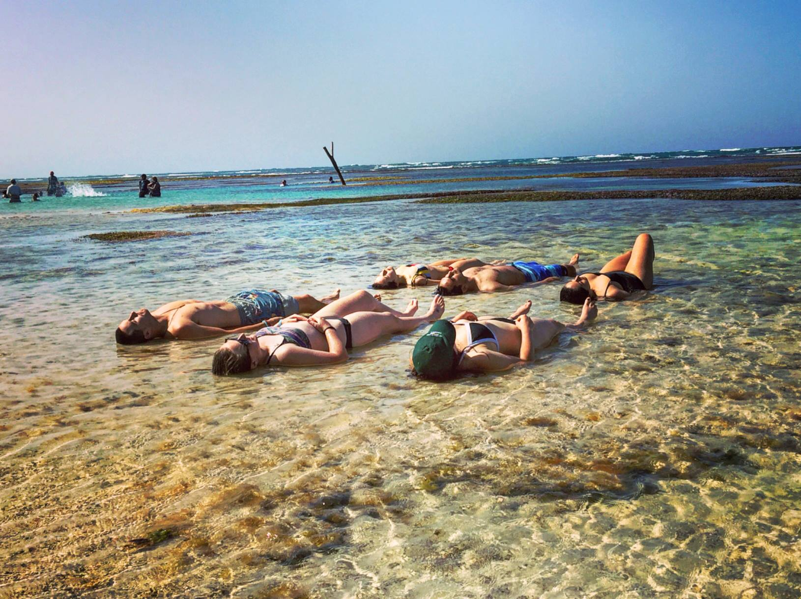 Beach time in the Dominican Republic