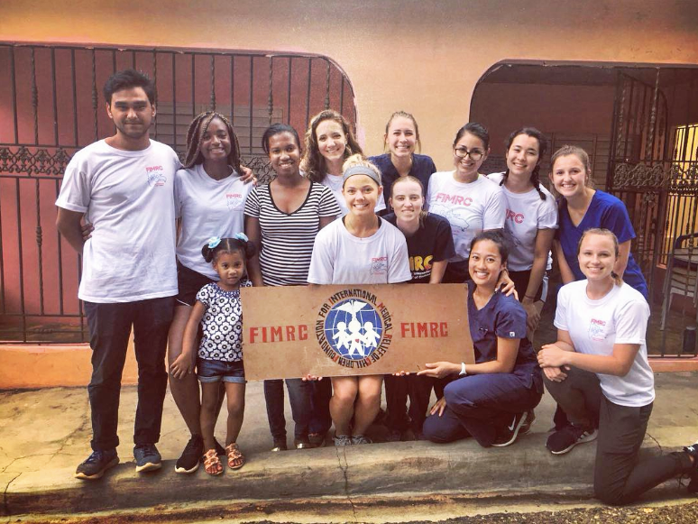 FIMRC Fellows in the Dominican Republic focused their efforts this week on serving new and expecting mothers with our partners at INAIPIRD!