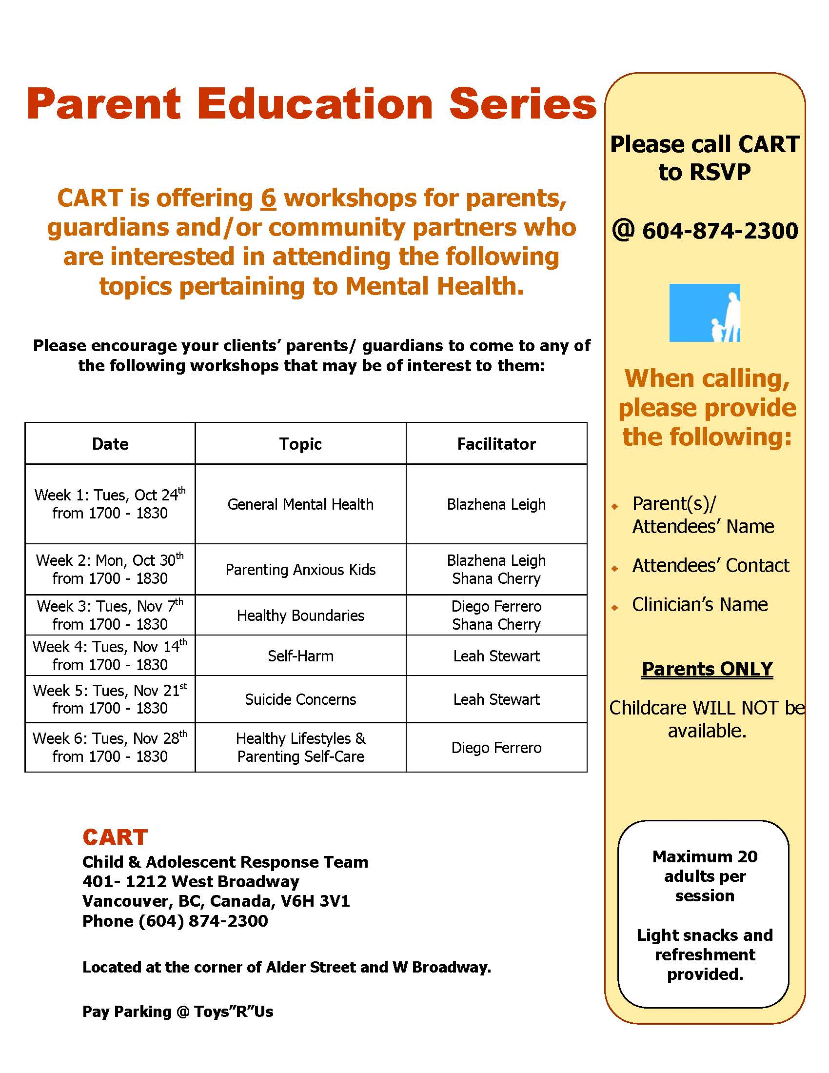 Parent Education Series at CART - Fall Session.jpg
