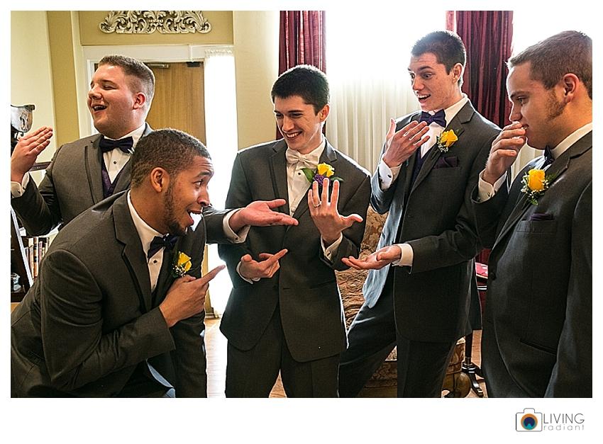 """Ahhhh!!!! You're getting married.... ekkkkk!"" - Says all the bride's friends."