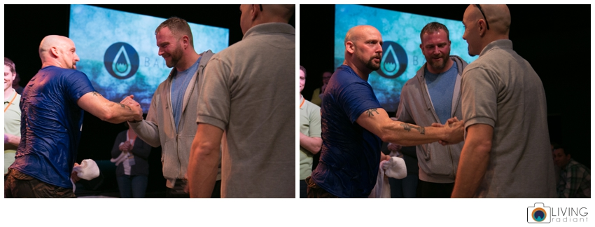 I love this picture. Love seeing manly men who have committed to and love Jesus and embrace it. That's what attracted me first to my husband (besides his good looks).