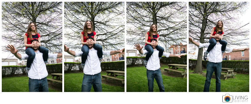 I love this sequence... Just shows the playfulness and cuteness of 2 years of marriage... love it.