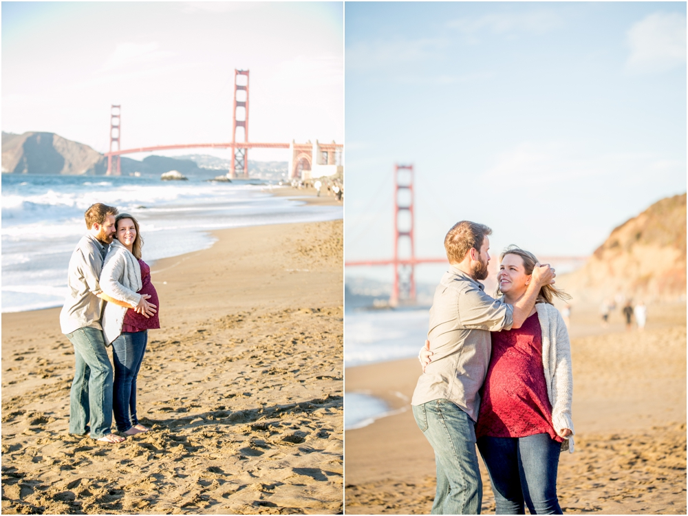 Jordan Brian Maternity Anniversary Session Bakers Beach Golden Gate Bridge Living Radiant Photography photos_0015.jpg