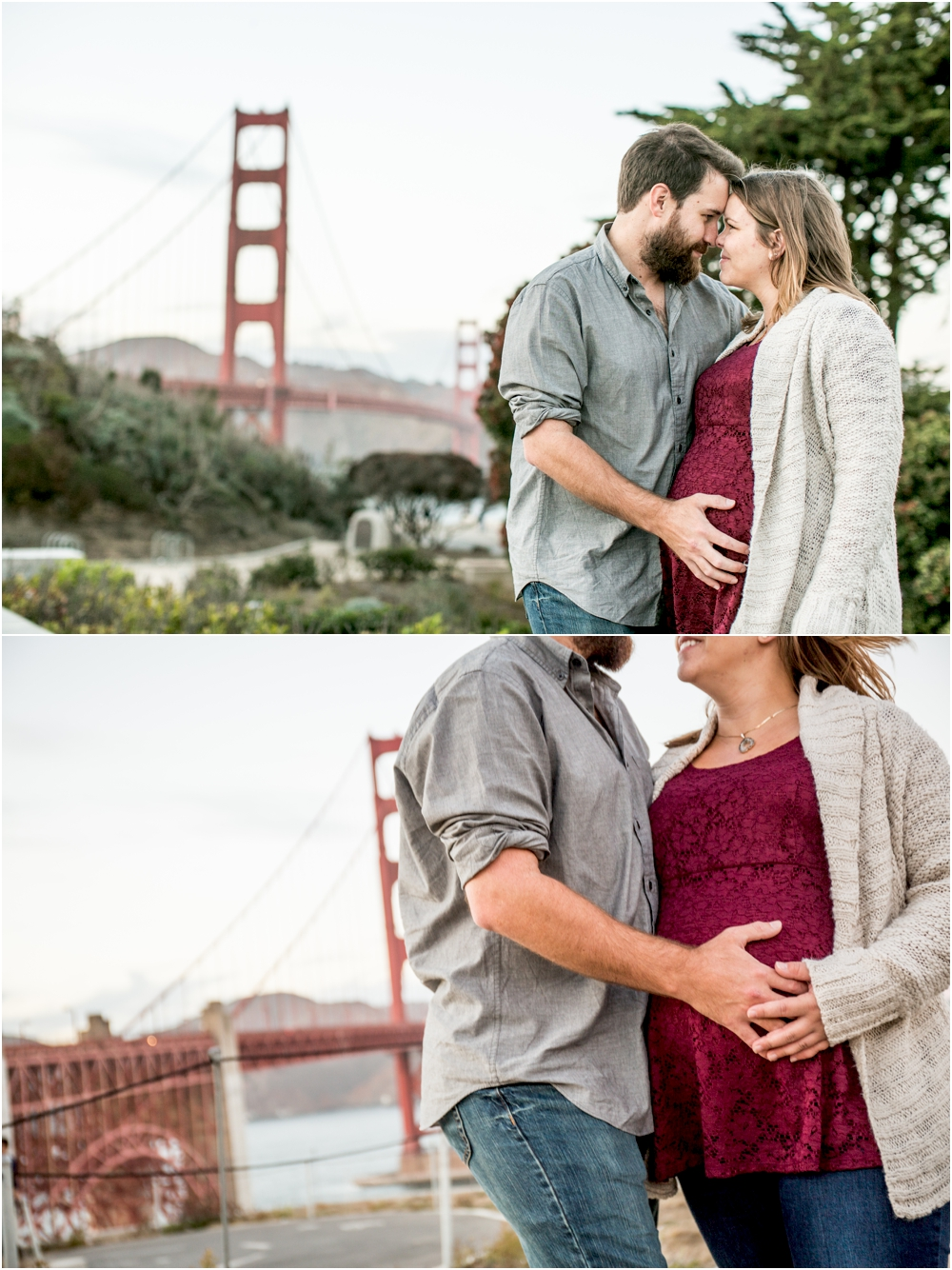 Jordan Brian Maternity Anniversary Session Bakers Beach Golden Gate Bridge Living Radiant Photography photos_0030.jpg