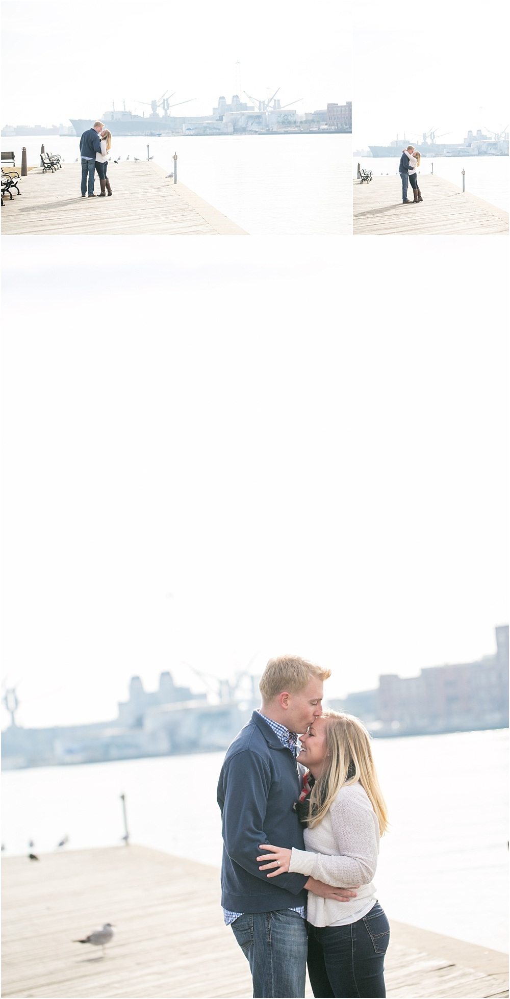 Jenna Robert Fells Point Baltimore Engagement Session Living Radiant Photography photos-17.jpg