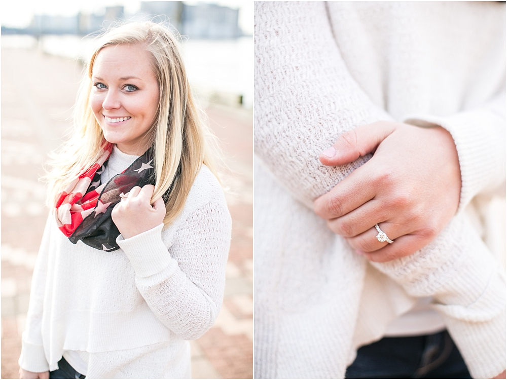 Jenna Robert Fells Point Baltimore Engagement Session Living Radiant Photography photos-21.jpg