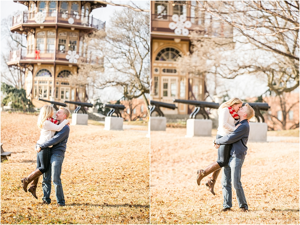 Jenna Robert Fells Point Baltimore Engagement Session Living Radiant Photography photos-8.jpg