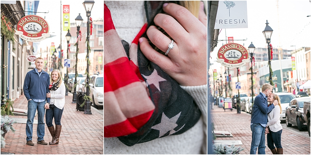 Jenna Robert Fells Point Baltimore Engagement Session Living Radiant Photography photos-23.jpg