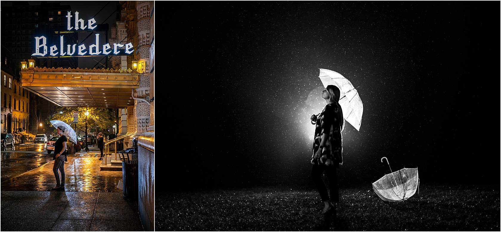 Oh and yes, we do rain night shots too, they are my favorite.