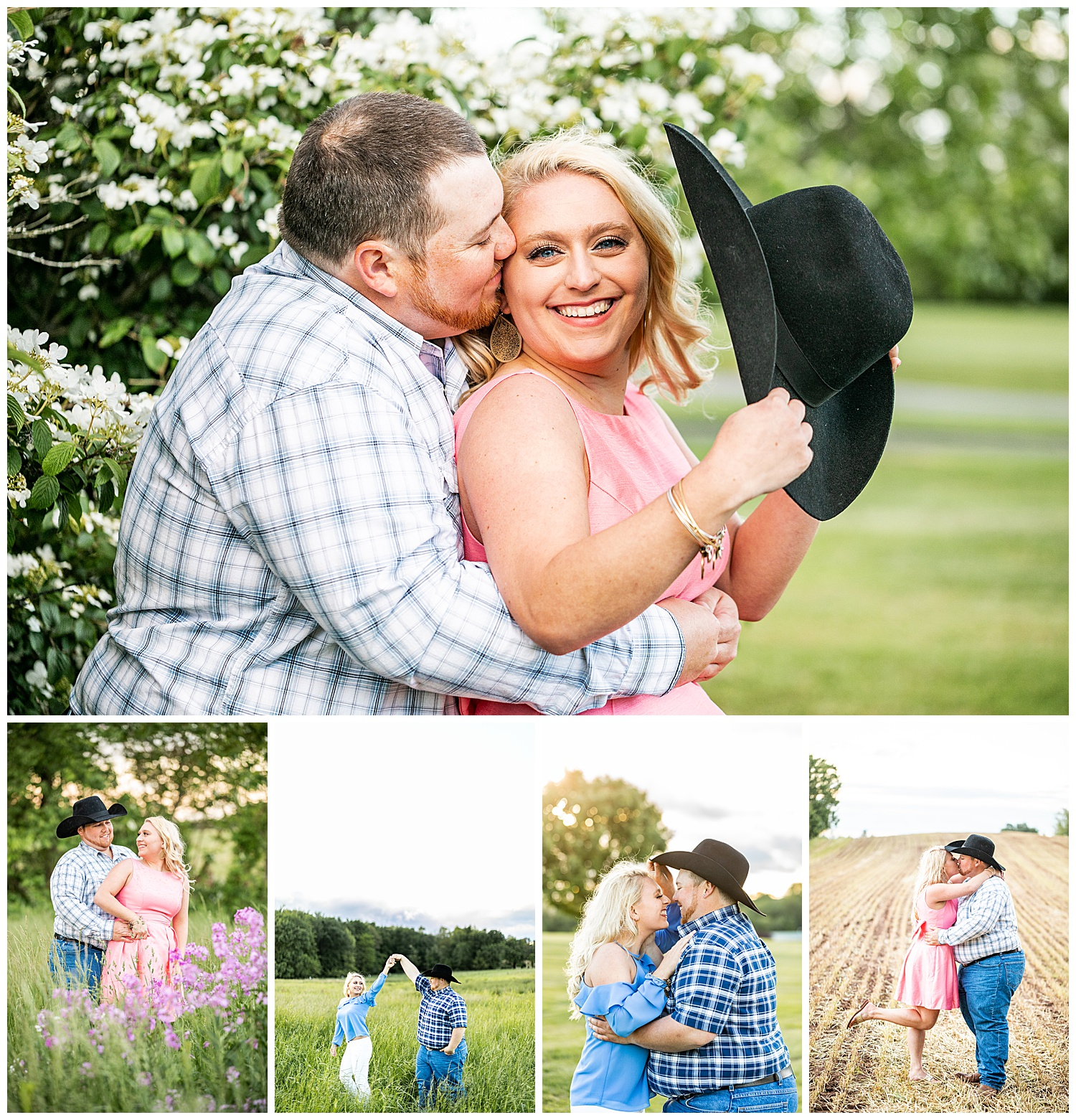 Kaitlin Justin Frederick Country Rainy Engagement Session Living Radiant Photography_header.jpg