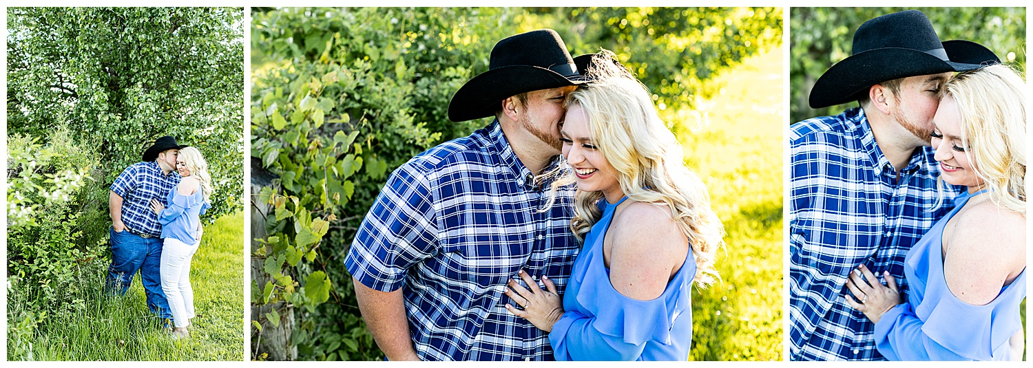 Kaitlin Justin Frederick Country Rainy Engagement Session Living Radiant Photography_0005.jpg