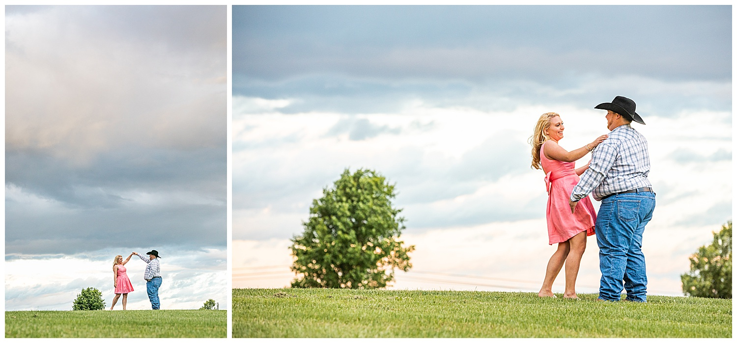 Kaitlin Justin Frederick Country Rainy Engagement Session Living Radiant Photography_0032b.jpg