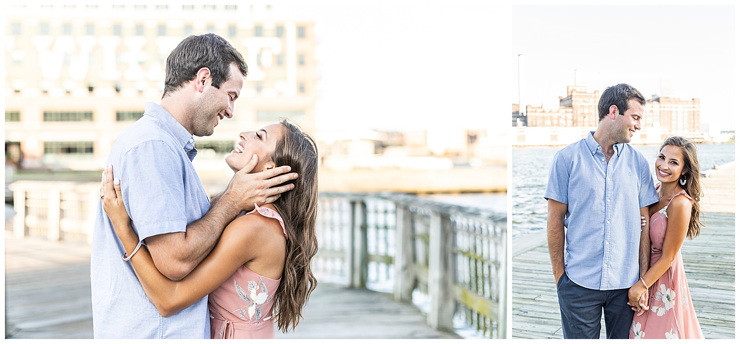 Chrissy Ryan Fells Point Engagement Session Living Radiant Photography photos_0007.jpg