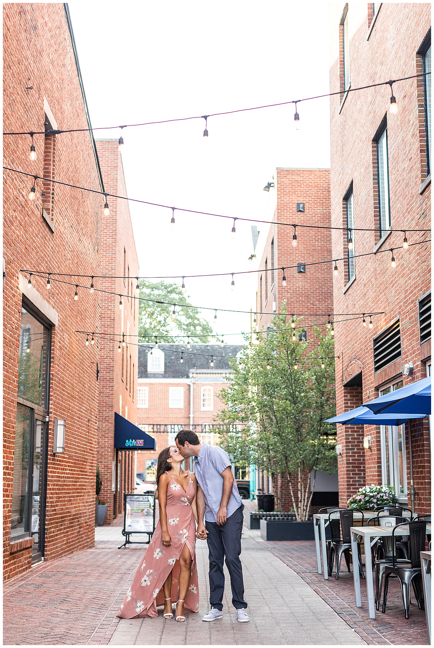 Chrissy Ryan Fells Point Engagement Session Living Radiant Photography photos_0013.jpg
