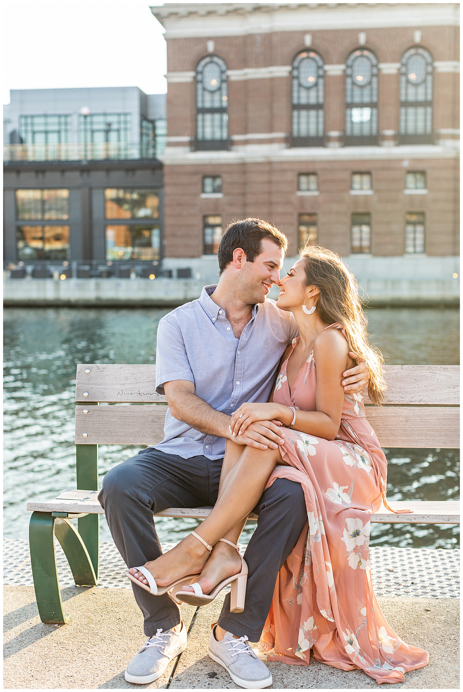 Chrissy Ryan Fells Point Engagement Session Living Radiant Photography photos_0015.jpg