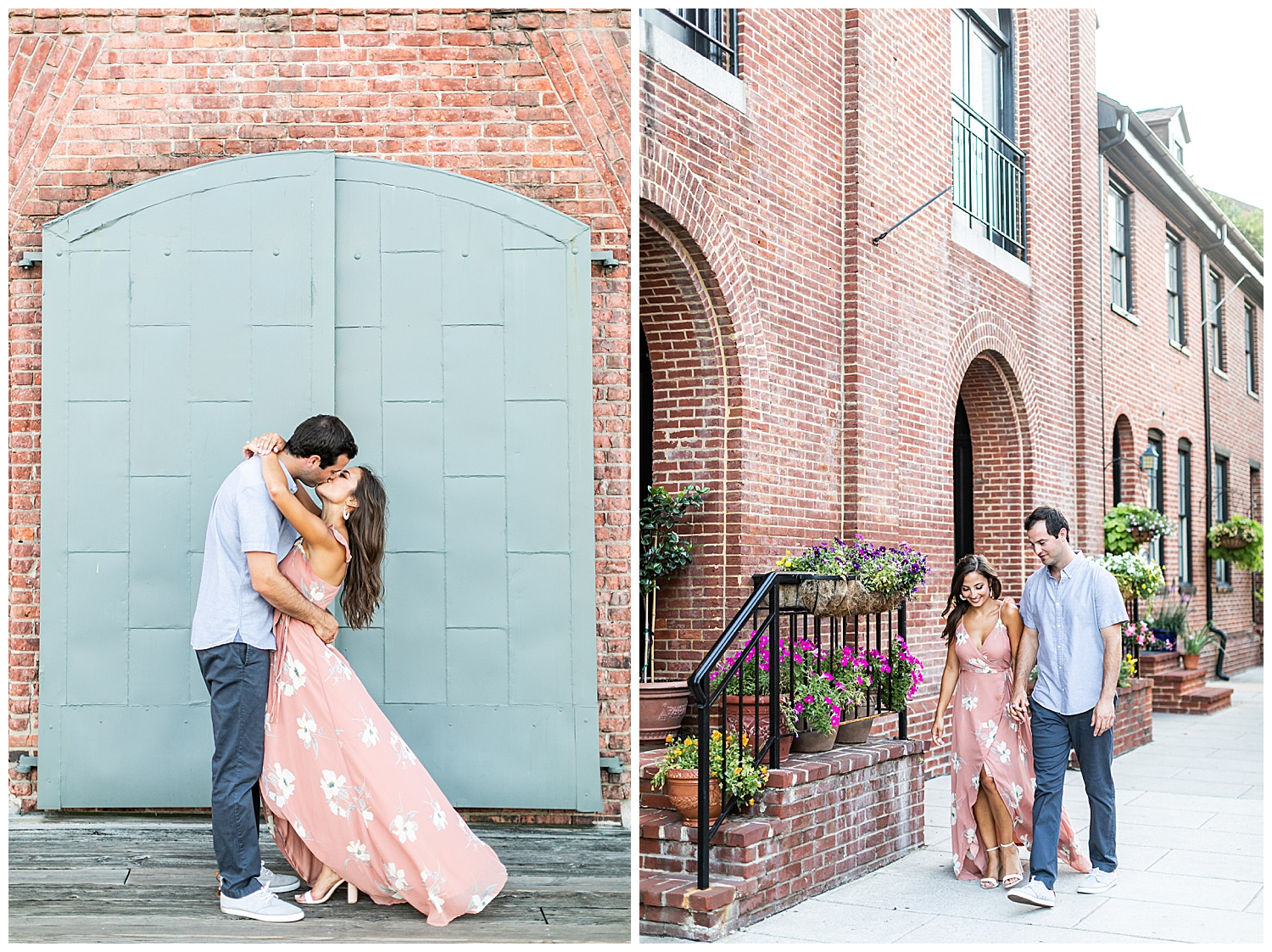 Chrissy Ryan Fells Point Engagement Session Living Radiant Photography photos_0019.jpg