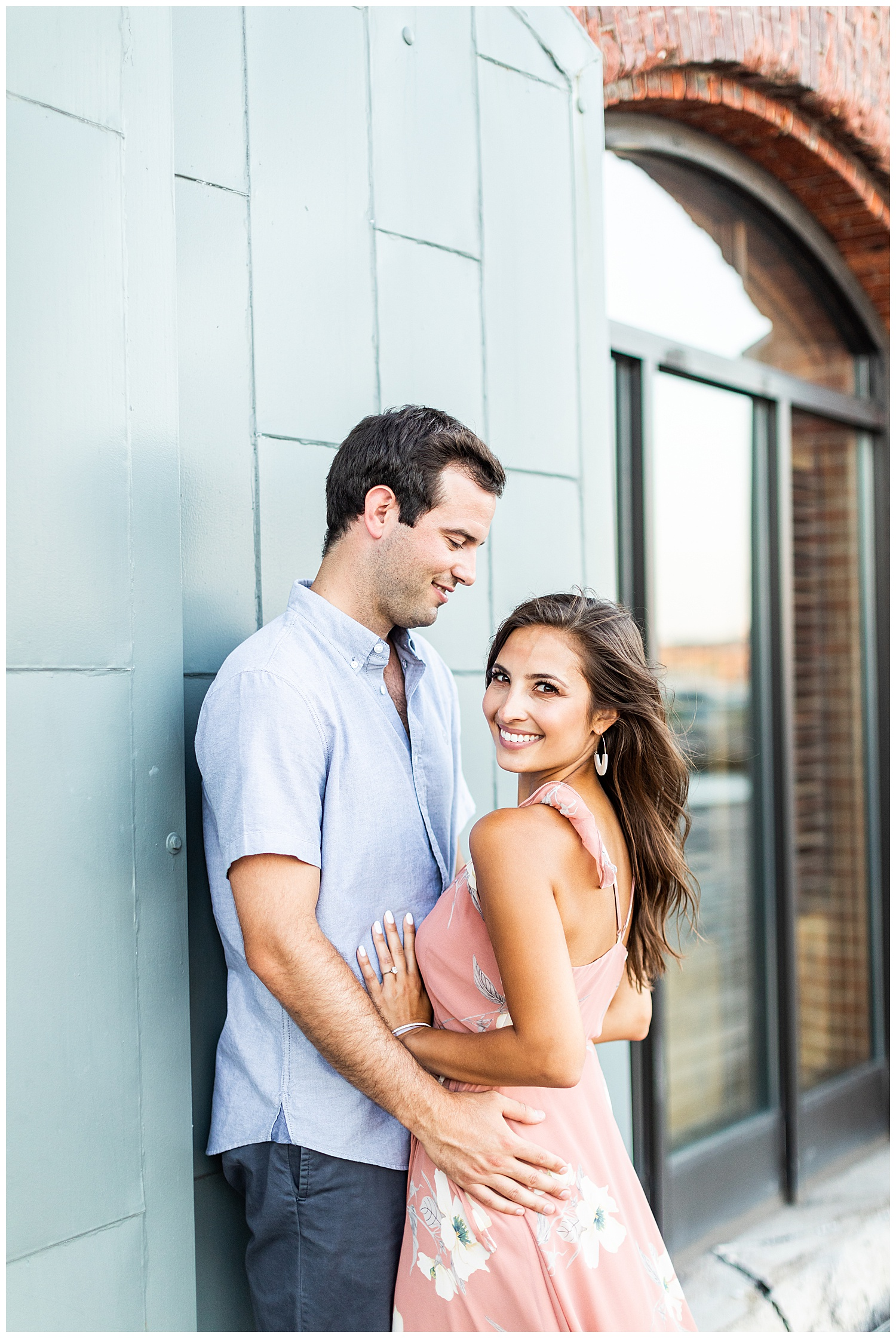 Chrissy Ryan Fells Point Engagement Session Living Radiant Photography photos_0018.jpg