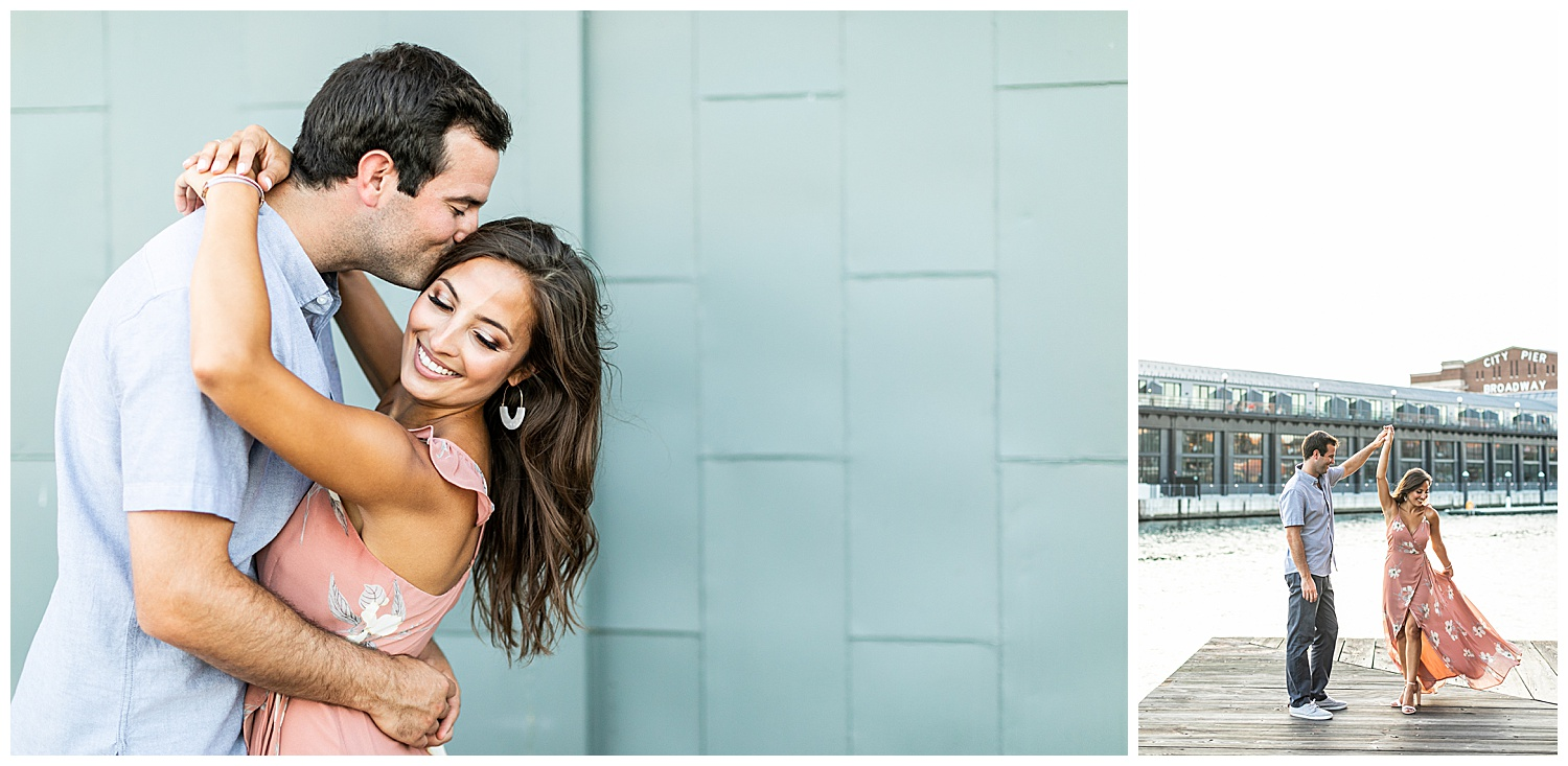 Chrissy Ryan Fells Point Engagement Session Living Radiant Photography photos_0021.jpg