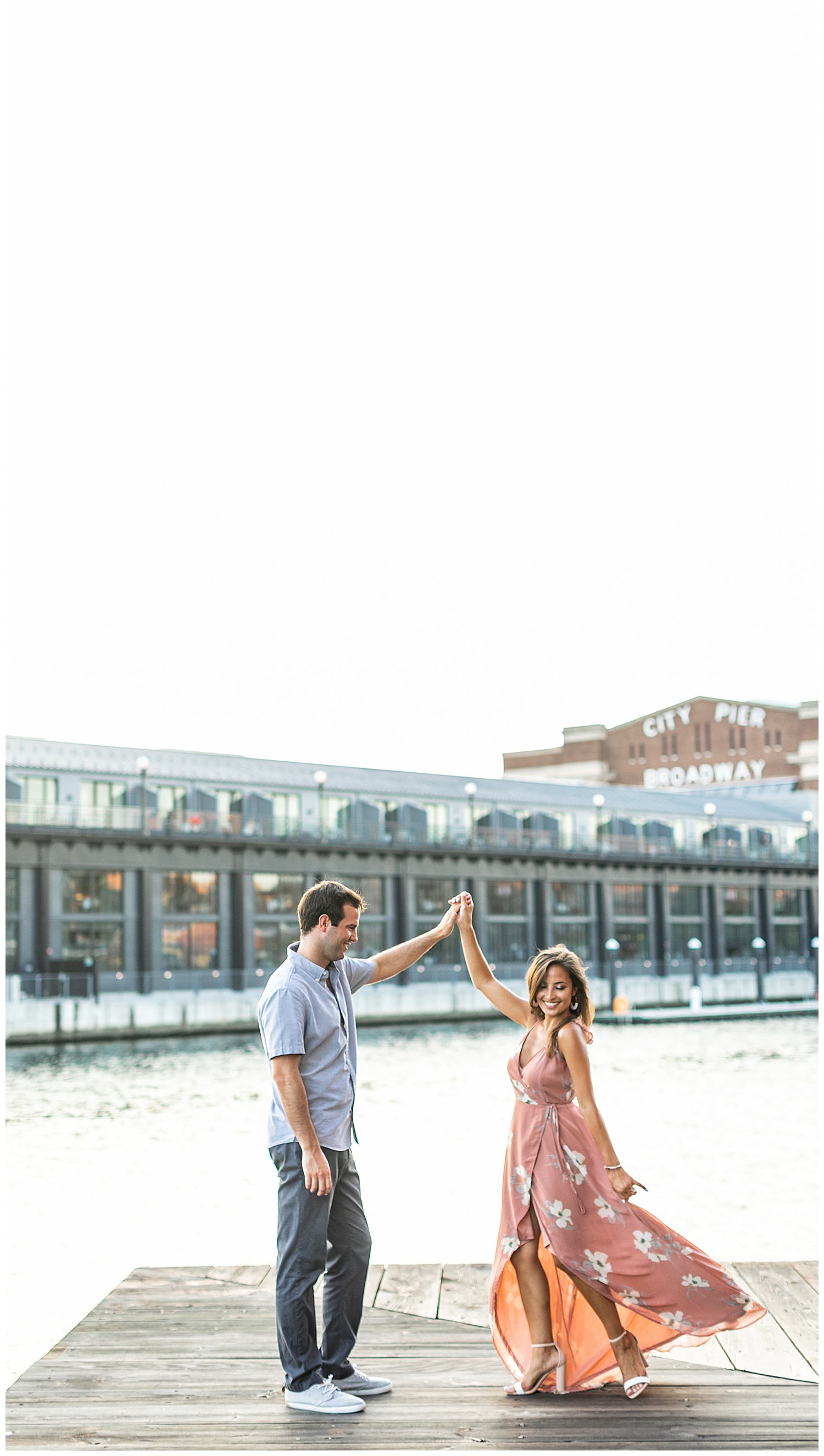 Chrissy Ryan Fells Point Engagement Session Living Radiant Photography photos_0022.jpg