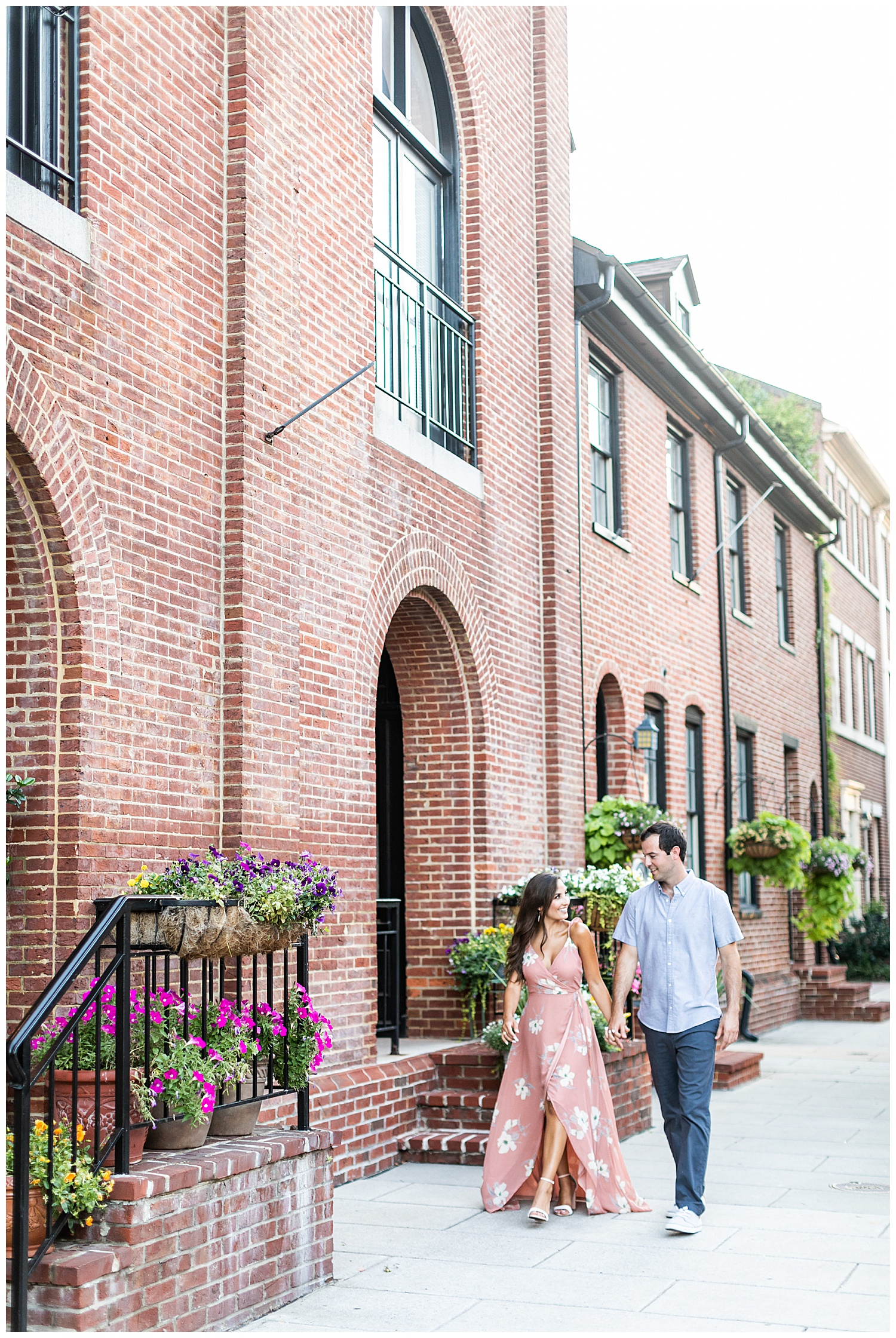 Chrissy Ryan Fells Point Engagement Session Living Radiant Photography photos_0020.jpg