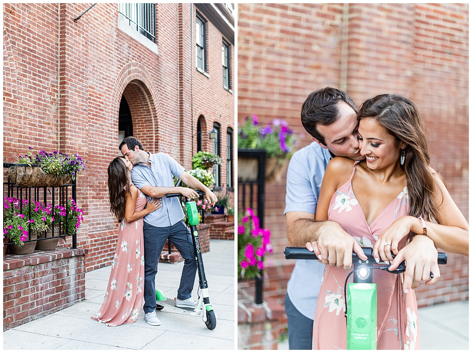 Chrissy Ryan Fells Point Engagement Session Living Radiant Photography photos_0027.jpg