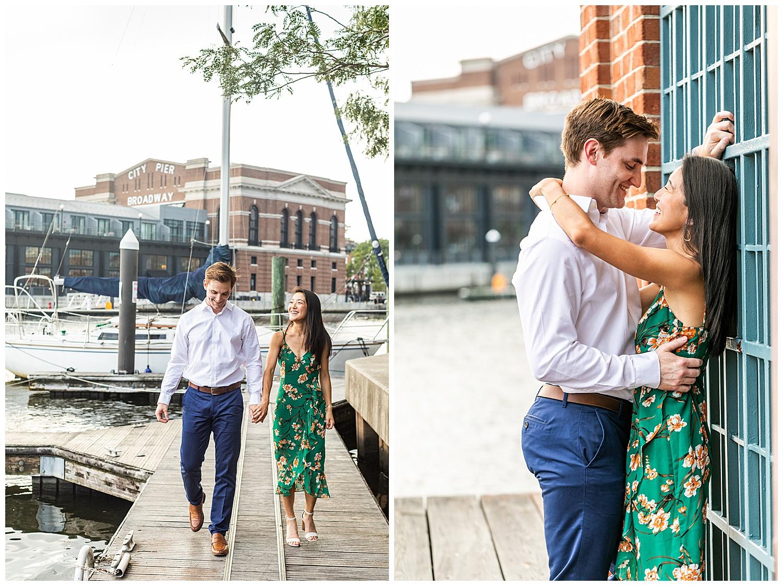 Jessica + Jon Fells Point Engagement Session Living Radiant Photography_0013.jpg