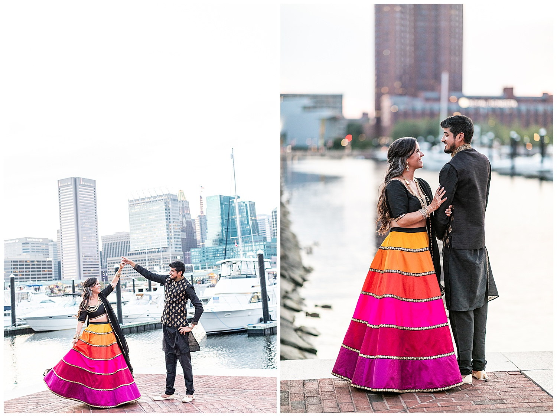 Shantanu Maria Locust Point Engagement Session Living Radiant Photography_0044.jpg