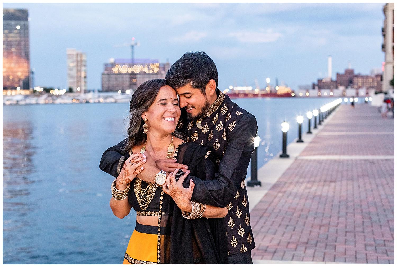 Shantanu Maria Locust Point Engagement Session Living Radiant Photography_0051.jpg