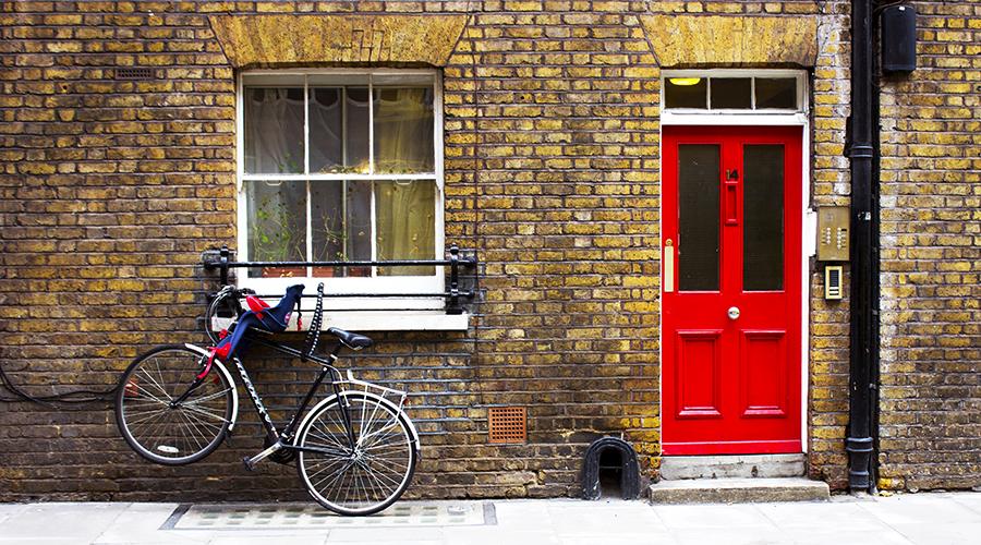 PHOTOGRAPHY :: London :: Red Door