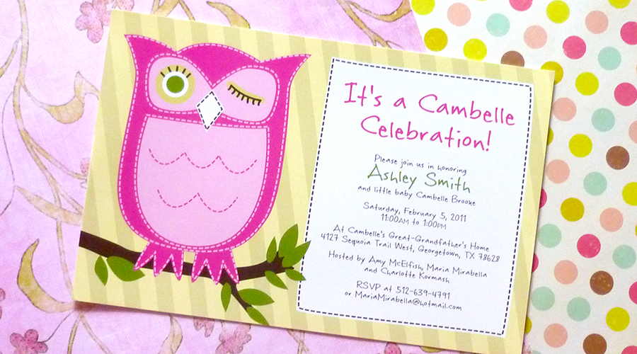 WHO HAS A BIRTHDAY?  :: Birthday Party Invitations