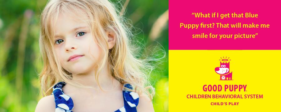 Good Puppy Children Behavioral System . HOME, SCHOOL & THERAPY