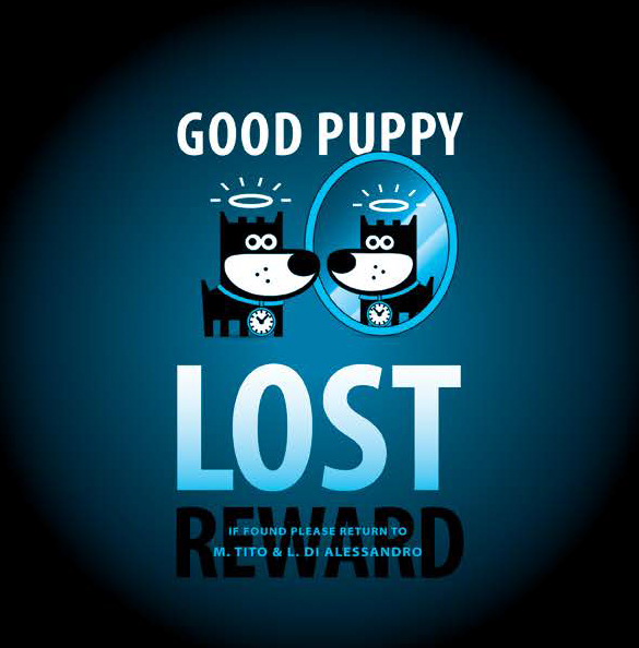 GOOD PUPPY LOST
