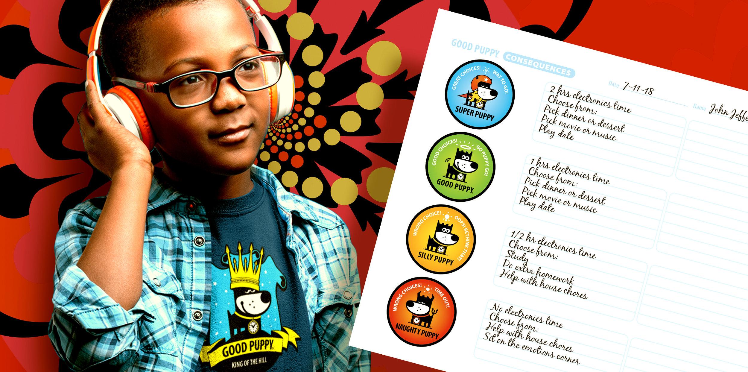 Child Cognitive Behavioral System Tools