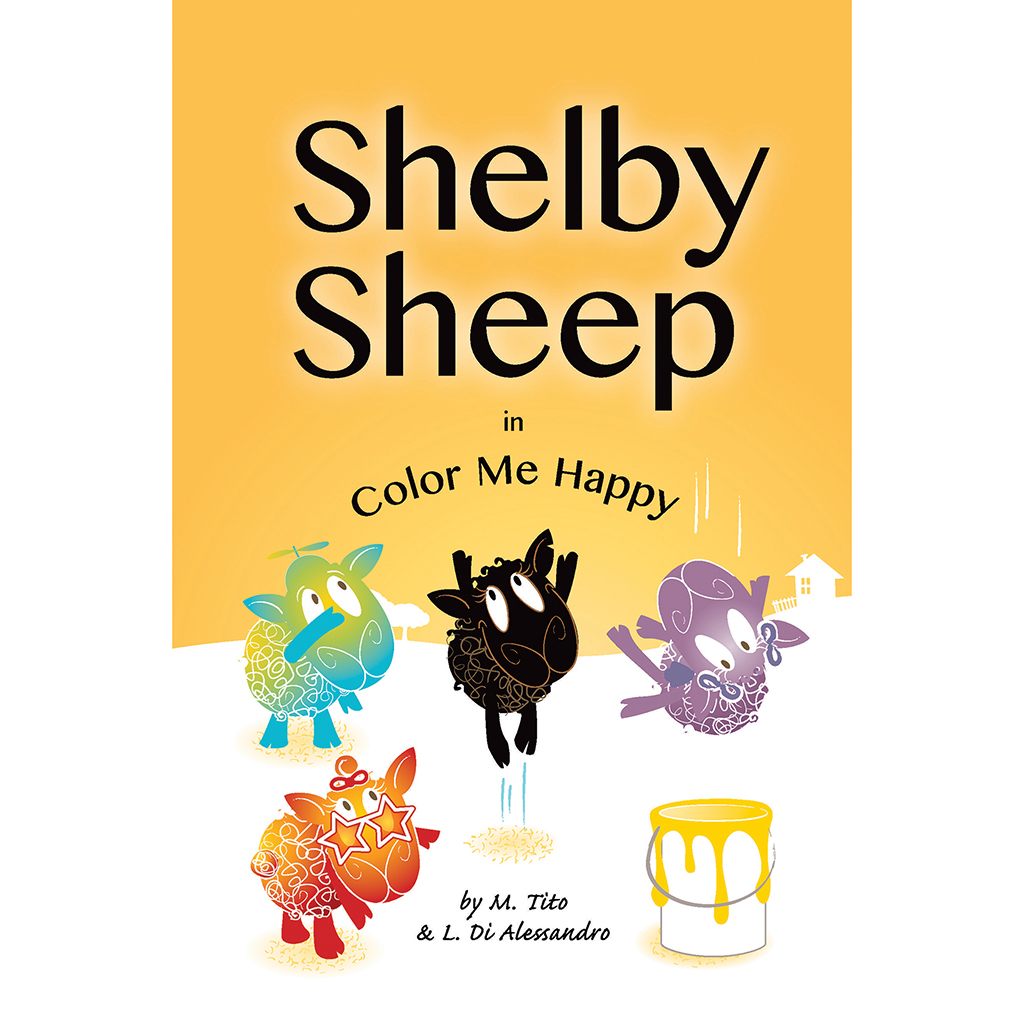 Shelby Sheep in Color Me Happy
