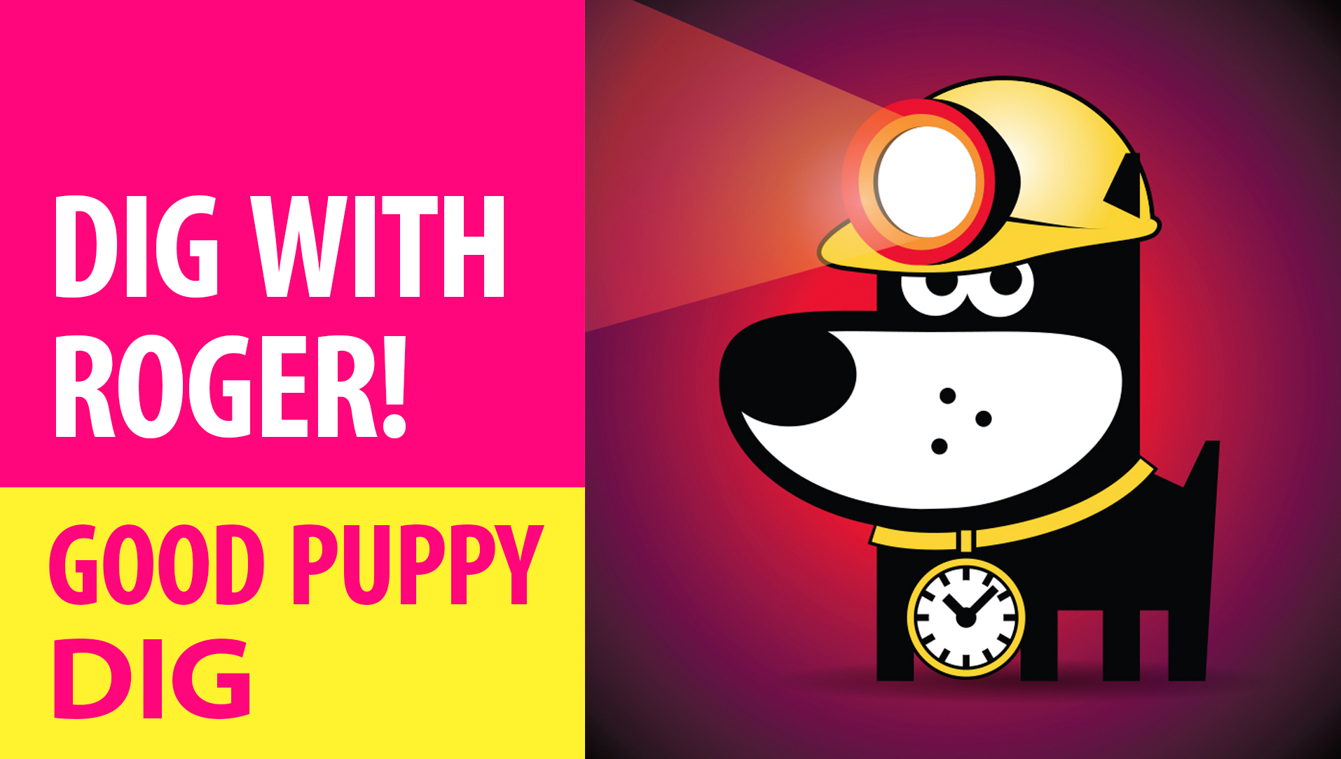 CHANEL : APPS & GAMES : GOOD PUPPY DIG : Take Your Super Sidekick For An Infinite Dig